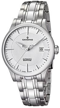 Швейцарские наручные  мужские часы Candino C4495.3. Коллекция Automatic