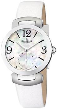 Швейцарские наручные  женские часы Candino C4498.1. Коллекция Elegance