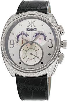 Швейцарские наручные  мужские часы Korloff C45.439.A6939
