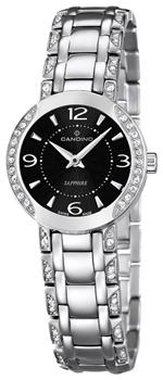 Швейцарские наручные  женские часы Candino C4502.2. Коллекция Elegance