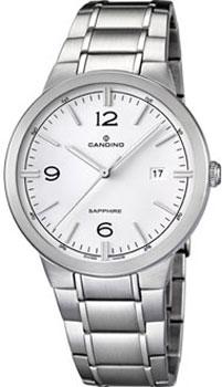 Швейцарские наручные  мужские часы Candino C4510.1. Коллекция Elegance