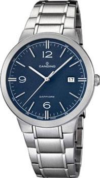 Швейцарские наручные  мужские часы Candino C4510.2. Коллекция Classic