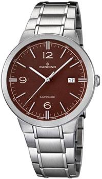Швейцарские наручные  мужские часы Candino C4510.3. Коллекция Elegance