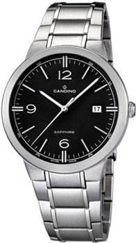 Швейцарские наручные  мужские часы Candino C4510.4. Коллекция Elegance