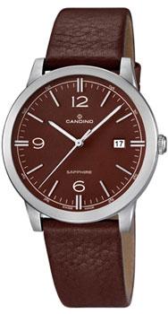 Швейцарские наручные  мужские часы Candino C4511.3. Коллекция Elegance