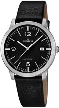 Швейцарские наручные  мужские часы Candino C4511.4. Коллекция Elegance