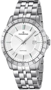 Швейцарские наручные  мужские часы Candino C4513.1. Коллекция Elegance