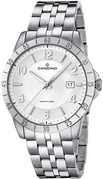 Швейцарские наручные  мужские часы Candino C4513.4. Коллекция Elegance