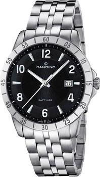 Швейцарские наручные  мужские часы Candino C4513.6. Коллекция Elegance