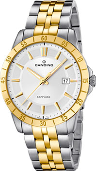 Швейцарские наручные  мужские часы Candino C4514.1. Коллекция Street Rider
