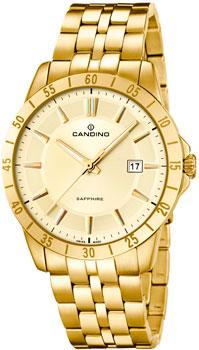 Швейцарские наручные  мужские часы Candino C4515.2. Коллекция Elegance