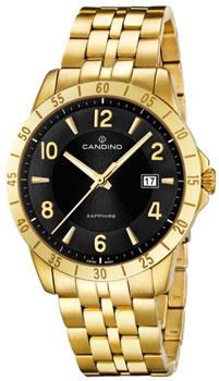 Швейцарские наручные  мужские часы Candino C4515.5. Коллекция Elegance