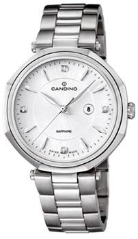 Швейцарские наручные  женские часы Candino C4523.2. Коллекция Elegance