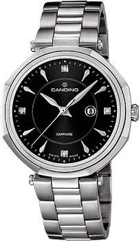 Швейцарские наручные  женские часы Candino C4523.4. Коллекция Elegance