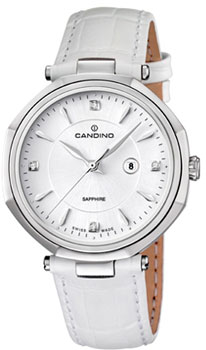 Швейцарские наручные  женские часы Candino C4524.2. Коллекция Elegance