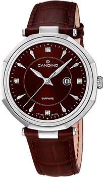 Швейцарские наручные  женские часы Candino C4524.3. Коллекция Elegance