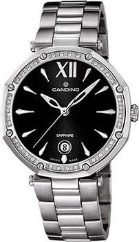 Швейцарские наручные  женские часы Candino C4525.4. Коллекция Elegance