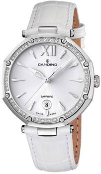 Швейцарские наручные  женские часы Candino C4526.1. Коллекция Elegance