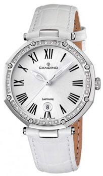 Швейцарские наручные  женские часы Candino C4526.2. Коллекция Elegance