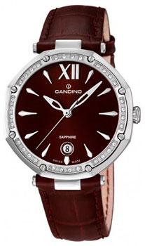 Швейцарские наручные  женские часы Candino C4526.3. Коллекция Elegance