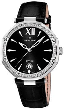 Швейцарские наручные  женские часы Candino C4526.4. Коллекция Elegance