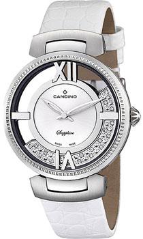 Швейцарские наручные  женские часы Candino C4530.1. Коллекция Elegance