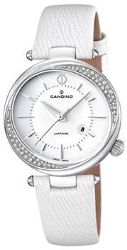 Швейцарские наручные  женские часы Candino C4532.1. Коллекция Elegance