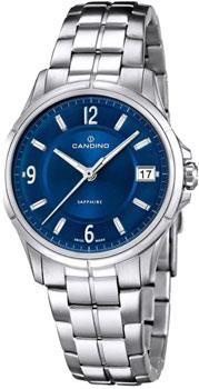 Швейцарские наручные  женские часы Candino C4533.2. Коллекция Elegance