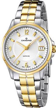 Швейцарские наручные  женские часы Candino C4534.1. Коллекция Elegance