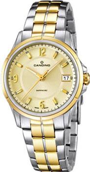 Швейцарские наручные  женские часы Candino C4534.2. Коллекция Elegance