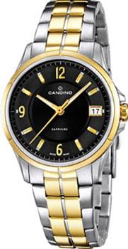 Швейцарские наручные  женские часы Candino C4534.3. Коллекция Elegance