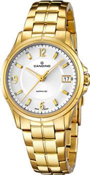 Швейцарские наручные  женские часы Candino C4535.1. Коллекция Elegance