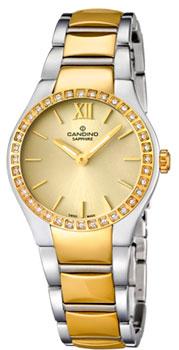 Швейцарские наручные  женские часы Candino C4538.2. Коллекция Classic