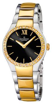 Швейцарские наручные  женские часы Candino C4538.3. Коллекция Classic