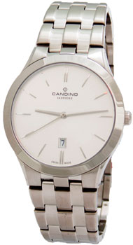 Швейцарские наручные  мужские часы Candino C4539.1. Коллекция Classic