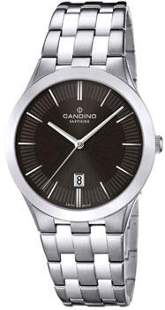 Швейцарские наручные  мужские часы Candino C4539.3. Коллекция Classic