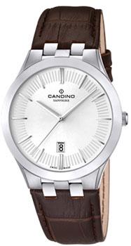 Швейцарские наручные  мужские часы Candino C4540.1. Коллекция Classic