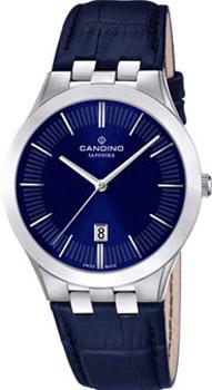 Швейцарские наручные  мужские часы Candino C4540.2. Коллекция Classic