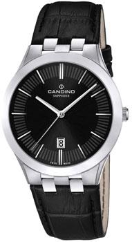 Швейцарские наручные  мужские часы Candino C4540.4. Коллекция Classic