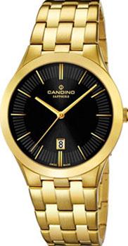 Швейцарские наручные  мужские часы Candino C4541.3. Коллекция Classic
