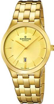 Швейцарские наручные  женские часы Candino C4545.2. Коллекция Elegance
