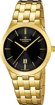 Швейцарские наручные  женские часы Candino C4545.3. Коллекция Elegance