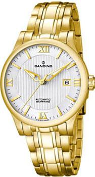 Швейцарские наручные  мужские часы Candino C4547.1. Коллекция Classic