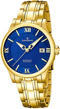Швейцарские наручные  мужские часы Candino C4547.2. Коллекция Classic