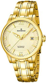 Швейцарские наручные  мужские часы Candino C4547.3. Коллекция Classic
