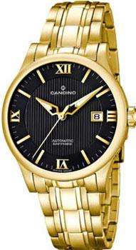 Швейцарские наручные  мужские часы Candino C4547.4. Коллекция Classic