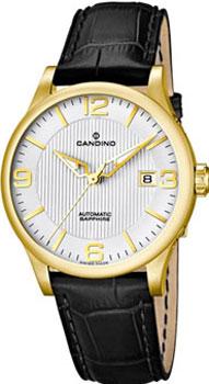 Швейцарские наручные  мужские часы Candino C4548.1. Коллекция Classic