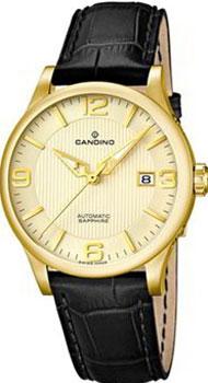 Швейцарские наручные  мужские часы Candino C4548.2. Коллекция Classic