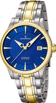 Швейцарские наручные  мужские часы Candino C4549.2. Коллекция Classic