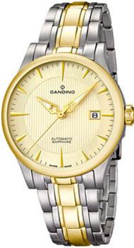Швейцарские наручные  мужские часы Candino C4549.3. Коллекция Classic